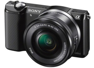 Sony ILCE 5000